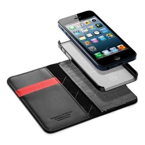 iphone 5 wallet spigen snap leather wallet iphone 5 gadgetsin