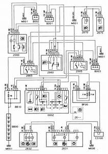 Citroen Xantia Wiring Diagrams
