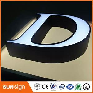 online buy wholesale illumination letters from china With custom 3d letters