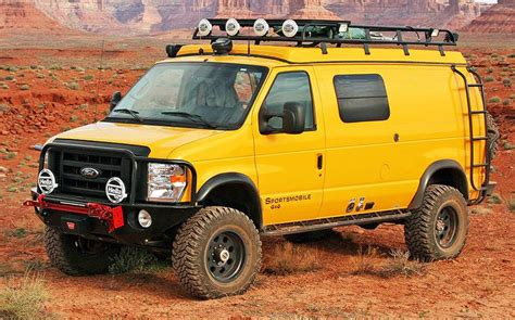Ford Econoline Off Road 2014 Images (8) Whattruck