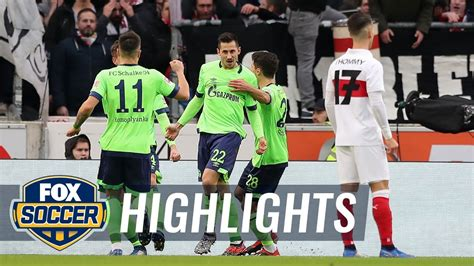 Is responsible for this page. VfB Stuttgart vs. FC Schalke 04 | 2018-19 Bundesliga ...