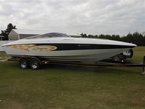 2001 Baja Boss 272 Powerboat For Sale In Oklahoma