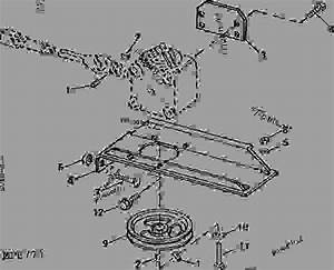 John Deere 60 Inch Mower Deck Parts Diagram