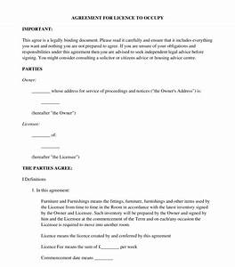 lodger agreement sample template word pdf With free lodger agreement template