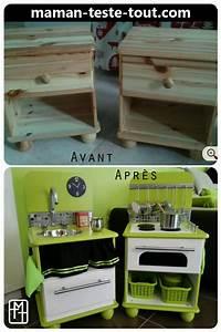fabriquer une cuisine en bois pour petite fille kw36 With fabriquer une cuisine en bois