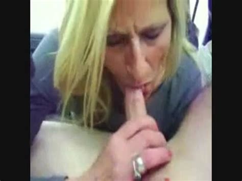 Mature With Young Cum Swallow At