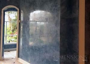 Dark Blue Venetian Plaster Dimensions Plaster