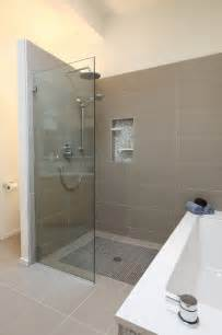 bathroom tile ideas houzz mid century modern master bathroom midcentury bathroom seattle by id by gwen