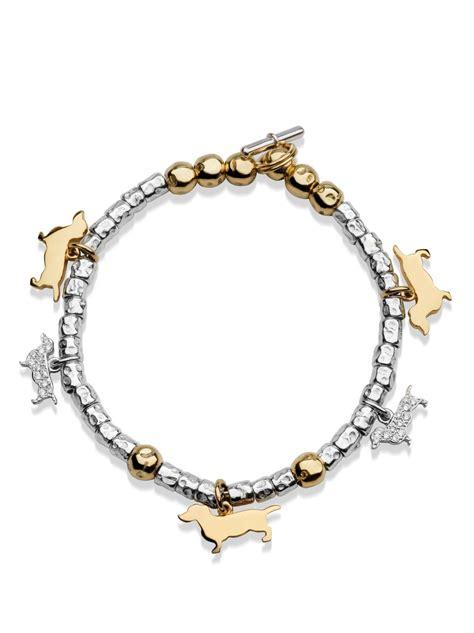 braccialetti pomellato dodo pomellato daschund bracelet just doxies