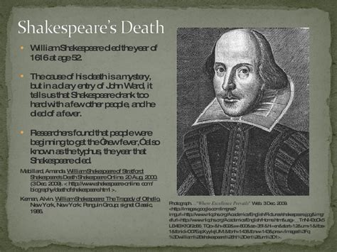short information about william shakespeare