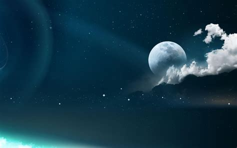 Space, Mobile Wallpaper, Full, Moon, Widescreen Images