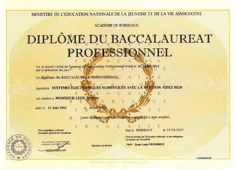 bac pro cuisine bordeaux diplôme du baccalauréat professionnel