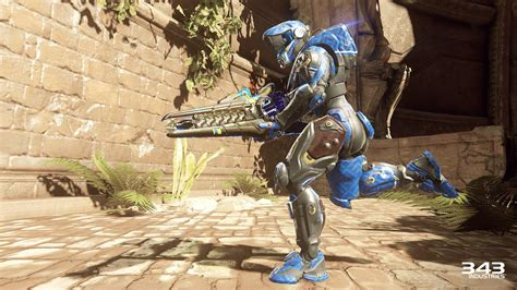 Halo 5 Guardians Warzone Firefight Image Gallery Shows