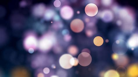 Wallpaper Bokeh, Blur, 4k, Abstract, #3385