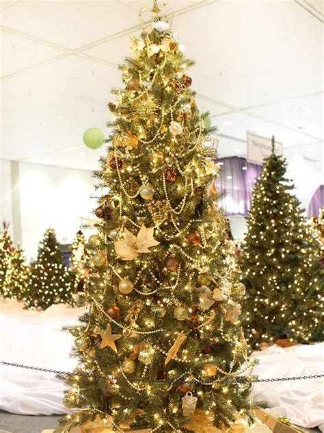 christmas tree ornament ideas beautiful christmas tree decorating ideas