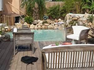 amenagement de jardin zen a sanary amenagements With awesome amenagement autour piscine bois 16 nos jardins terrasses et bassins