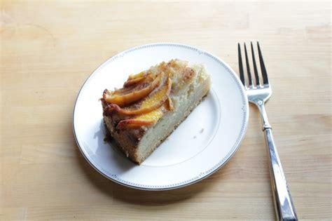 gluten  coffee cake wooden spoon baking