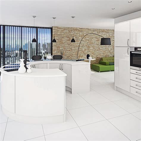 open kitchens with islands white kitchens for every style and budget