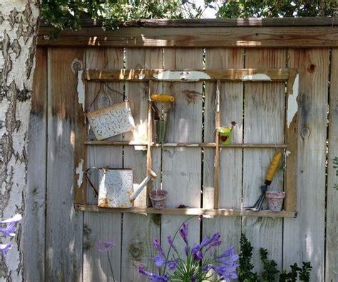 Garten Deko Le by 55 Id 233 Es D 233 Co Jardin R 233 Utiliser Les Vieilles Portes Et