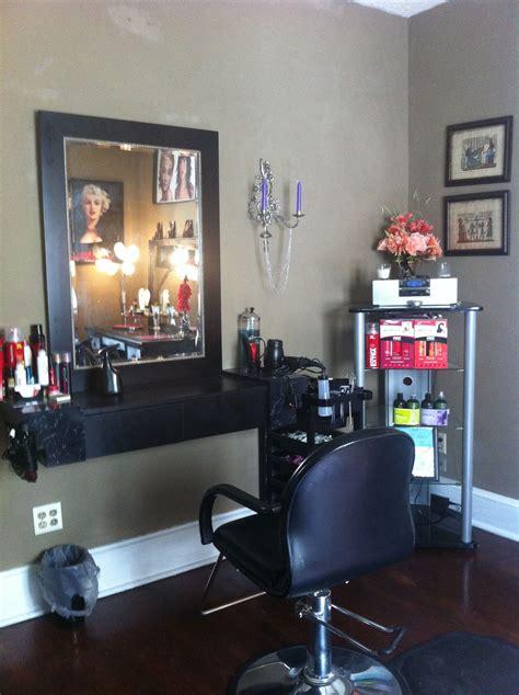 In Home Hair Salon Ideas  In Home Hair Salon  Home Hair