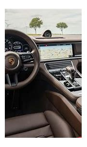 Porsche Panamera hybrid interior & comfort | DrivingElectric