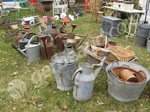 Objet Decoration Jardin : zin zinc de mon jardin ~ Premium-room.com Idées de Décoration