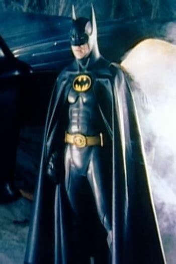 Michael Keaton Batman Returns Batsuit