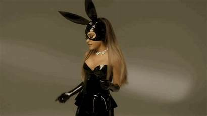 Ariana Bunny Grande Ears Bunnies Dangerous Mask