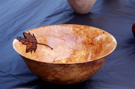 rows  hand  bowls stock image image  glazed