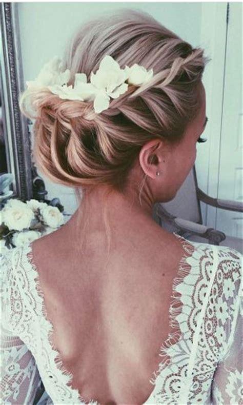stunning wedding hairstyles  long hair