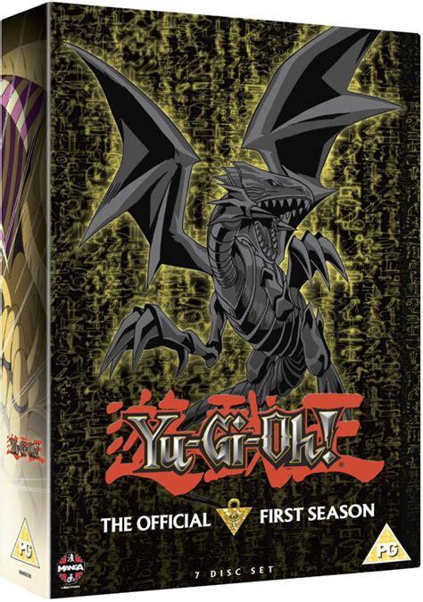 yu gi oh season dvd episodes edizione official complete unito regno series blu ray usato dan birnbaum amy s1 archonia