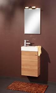 Möbel Für Gäste Wc : g stebad set g ste wc waschplatz waschtisch waschbecken spiegel mit beleuchtung ebay ~ Indierocktalk.com Haus und Dekorationen