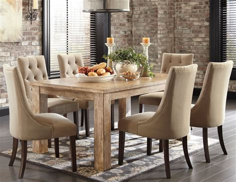 Fabric Covered Dining Room Chairs-home Furniture Design