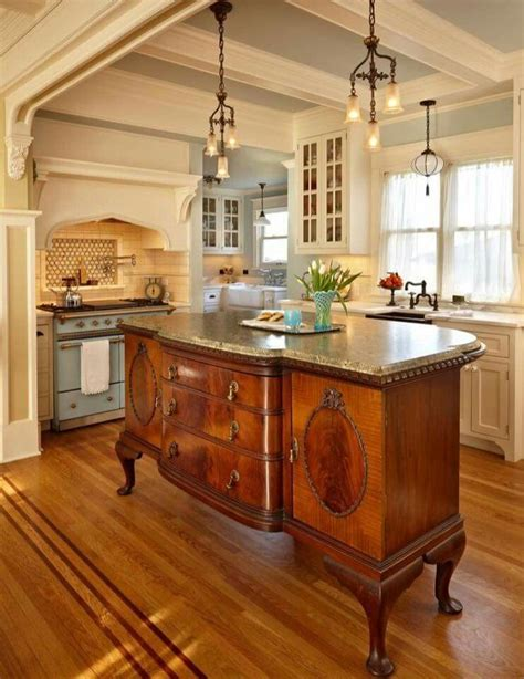 Antique Kitchen Ideas by Beautiful Antique Kitchen Island Country