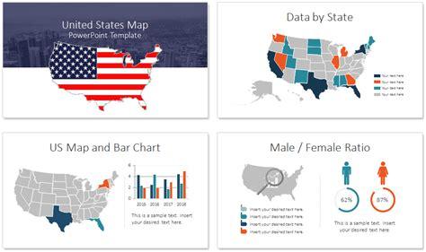 map powerpoint template presentationdeckcom