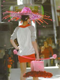 comment decorer un chapeau d 233 fil 233 de mode 233 thique avec accessoires floraux le pouvoir des fleurs