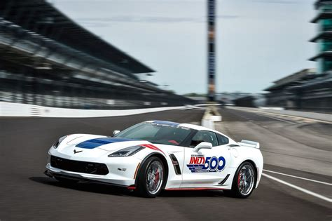 Indy 500 Corvette by The 2017 Indy 500 Pace Car Is A Chevrolet Corvette Grand