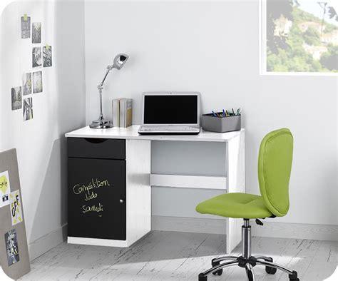 bureau enfant cargo blanc mobilier ecologique et gain de place