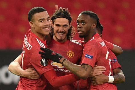 Кавани и бруну фернандеш получили 9 из 10 от manchester evening news. Manchester United vs Roma: Europa League prediction, TV channel, team news, live stream, h2h ...