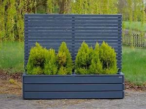 Sichtschutz Mit Pflanzkasten : sichtschutz mit pflanzkasten fabelhaft sichtschutz balkon ~ Michelbontemps.com Haus und Dekorationen