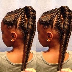 12 Pretty African American Braids - PoPular Haircuts