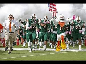 Miami Hurricanes Highlights VS Virginia Tech - YouTube