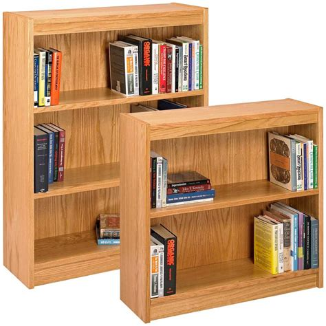Book Cases by Oak Wood Bookcases Office Furniture