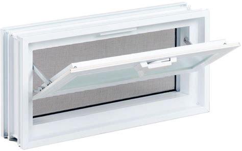 climateguard glass block window styles utility windows