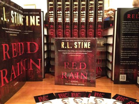 R.l. Stine's Book Party For His Release Of His New Adult