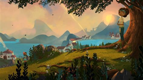wallpaper broken age act    wallpaper  games