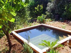 Prix Petite Piscine : photos de petites piscines en bois sans liner odyssea piscines ~ Premium-room.com Idées de Décoration