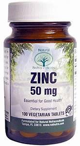 Best Natural Zinc Supplement