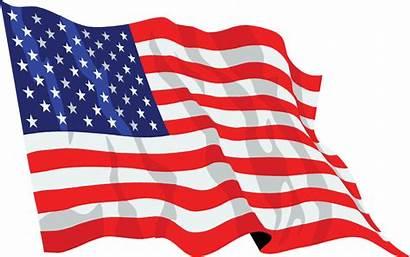 Svg Flag Waving United States Icon Archivo