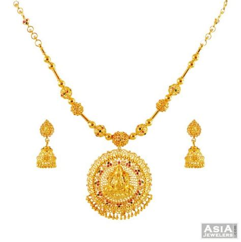 22k Gold Temple Jewelry Set  Ajns59238  Exclusive 22k. Calendar Watches. Cathedral Rings. Single Bangle Designs. Fingerprint Pendant. Small Pendant. Club Watches. Rose Gold Jewellery. Enhancer Rings